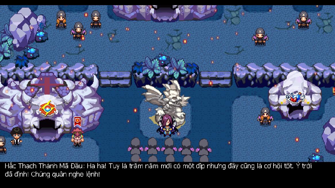 [Game Android] Vương Quốc Sủng Vật Liệt Hoả