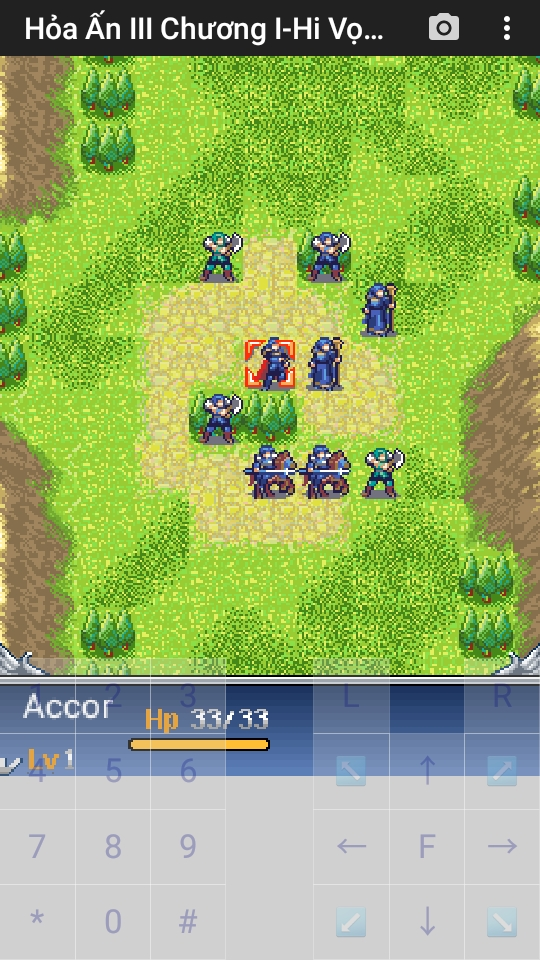 [Game Java] Hỏa Ấn II- Đại Quân Gailu Hack Menu Cheat