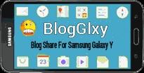 Blog Galaxy Y
