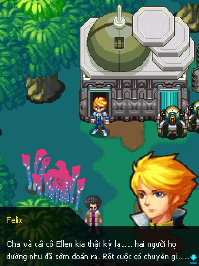 [Game Android] Biệt Đội Siêu Robot